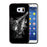 Martial Arts Cell Phone Cases For Samsung Galaxy S5 S6 S7 edge plus S8 S9 plus Note 4 5 8 Shadow Kick