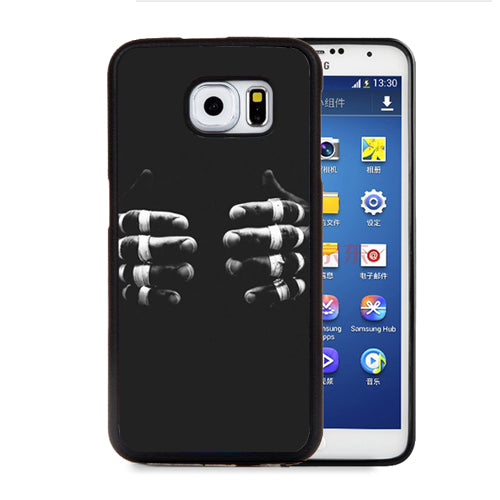 Martial Arts Cell Phone Cases For Samsung Galaxy S5 S6 S7 edge plus S8 S9 plus Note 4 5 8 Head Kick Jiu Jitsu Hands