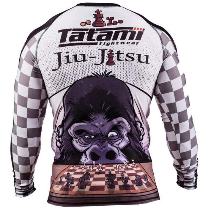Rash Guard - Chess Gorilla Rashguard