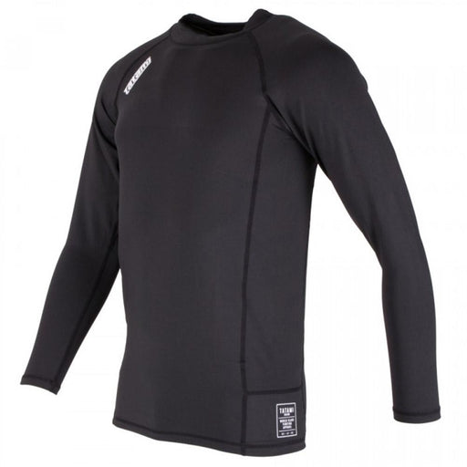 Rash Guard - Essentials Black Nova Rashguard