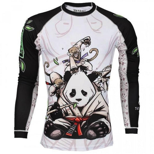 Rash Guard - Gentle Panda Rash Guard
