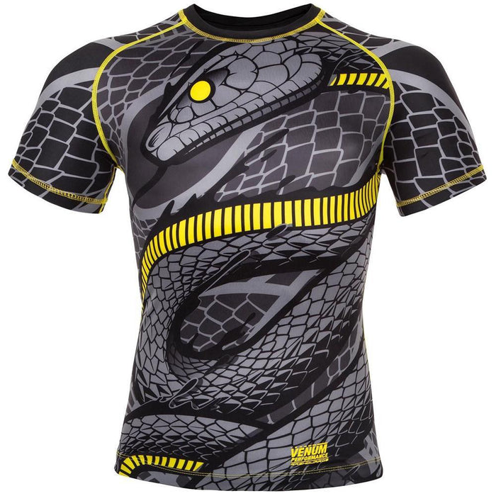 Rash Guard - Snaker Short Sleeve Rash Guard