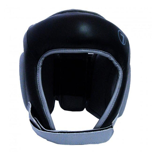 Sparring - Seven Open Face Head Gear Black