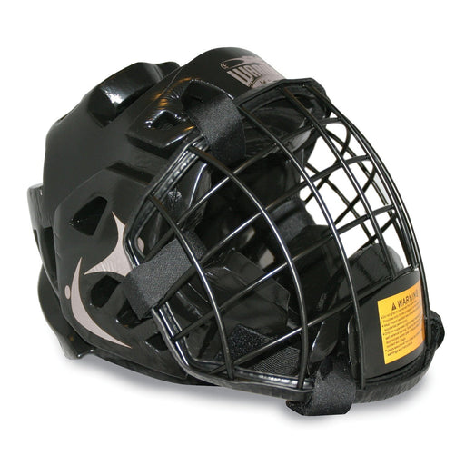 Sparring - Warrior Face Cage