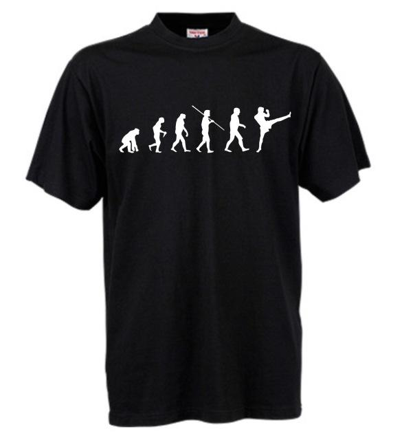 T-Shirt - Martial Arts Evolution T-Shirt Shirt