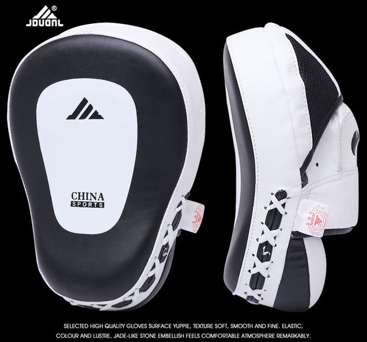 Targets/ Shields - Leather Focus Mitt MMA