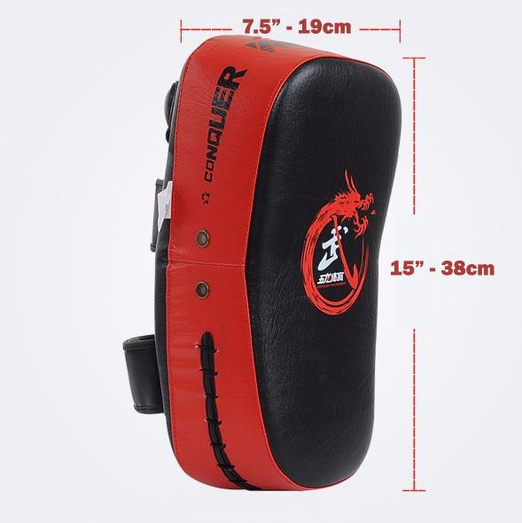 Targets/ Shields - Top Quality Curved Kicking Shield