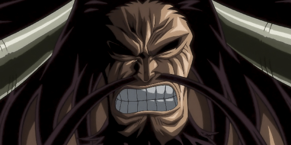 Kaido. Strongest One Piece Characters in rank #4