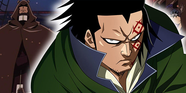 Dragon. Strongest One Piece Characters in rank #5