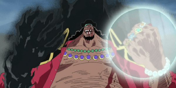 BlackBeard. Strongest One Piece Characters in rank #7