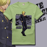 One Piece Shirt Sanji