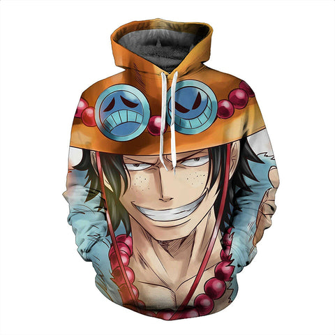 One Piece Jacket Ace