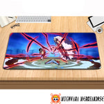 One Piece Mouse Pad Luffy vs Doflamingo
