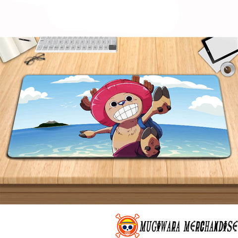 One Piece Mouse Pad Cheerful Chopper