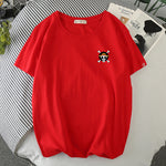 One Piece Shirt Oversize One Piece Logo