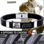 One Piece Bracelet Wanted God Usopp