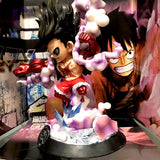Luffy Gear 4 Snake Man Figure