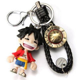 Luffy Multi-Function Key Chain
