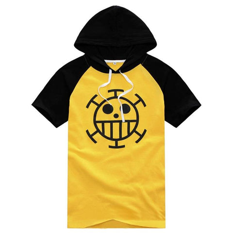 One Piece Trafalgar Law Hoodie Casual