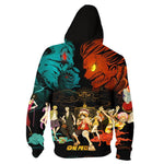 One Piece Jacket Stampede