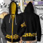 One Piece Jacket Trafalgar Law