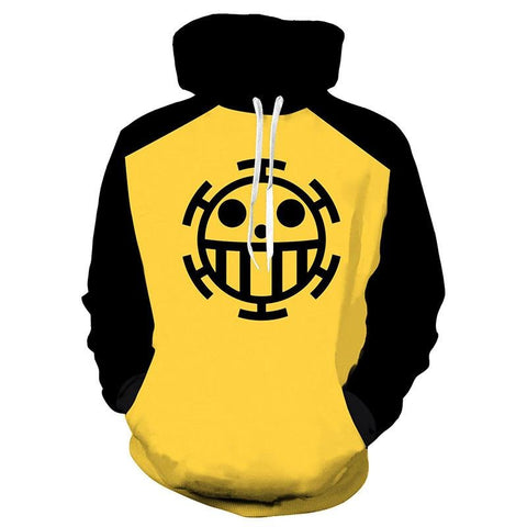 One Piece Jacket Trafalgar Law Old