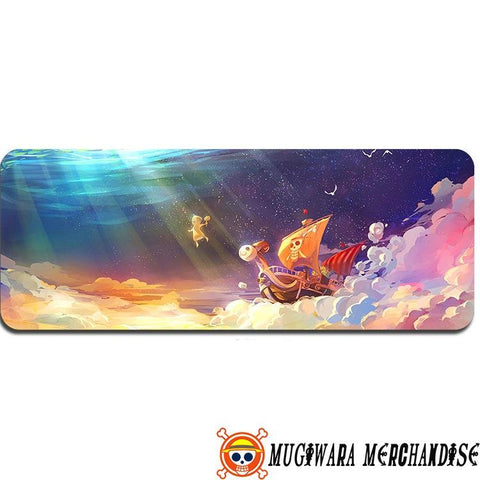 One Piece Mouse Pad Going Merry Fantasy