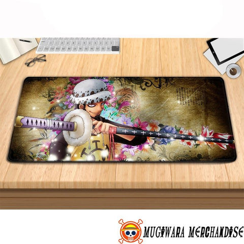 One Piece Mouse Pad Law