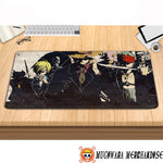 One Piece Mouse Pad Suit Up Strawhat Crew