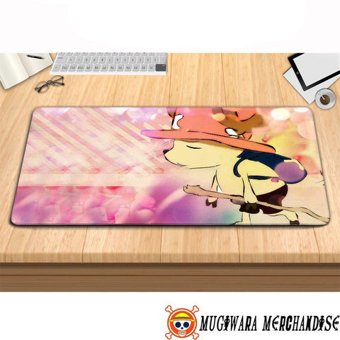 One Piece Mouse Pad Tired Chopper