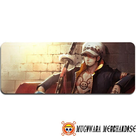 One Piece Mouse Pad Trafalgar Law