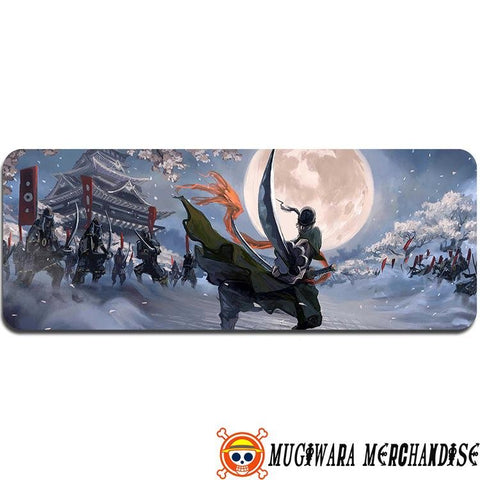 One Piece Mouse Pad Zoro Wano Arc