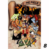 One Piece Puzzle 1000 Pcs