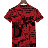 One Piece Shirt Luffy with Logo