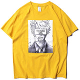 "One Piece Shirt Sanji Oversize ""Smoking Kills"""