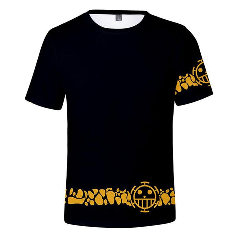 One Piece Shirt Trafalgar Law