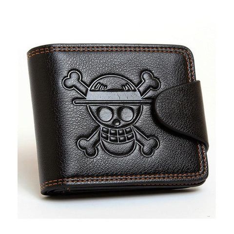 Straw Hat Pirates Leather Wallet