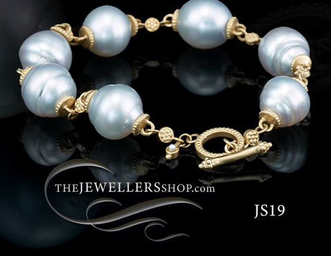 Pearls, Saltwater, Freshwater, The Jeweller's Shop Bath, Ohio