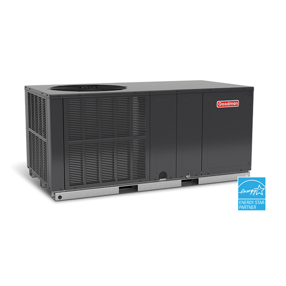 2 Ton 15 Seer Goodman Package Air Conditioner