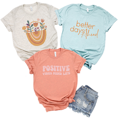 Better Days Ahead Set - Tee