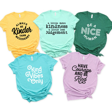Kindness Set - Tee