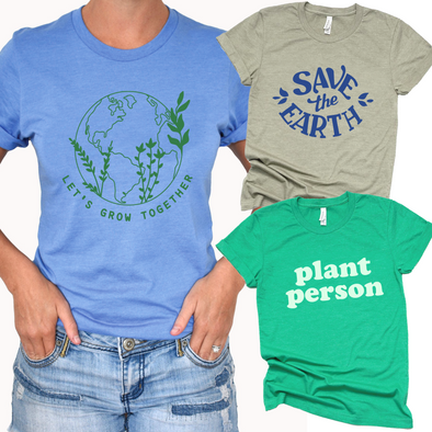 Save The Earth Set - Tee