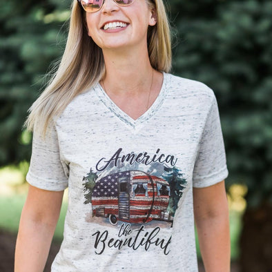 America The Beautiful - Tee