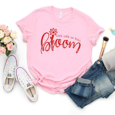 Bloom Where You Are Planted - Tee