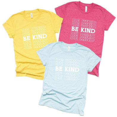 Be Kind Mirror Image - Tee