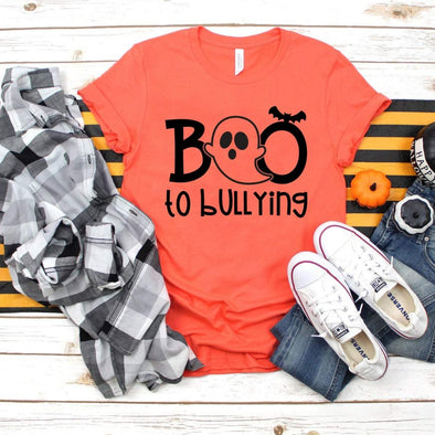 Boo To Bullying - Tee