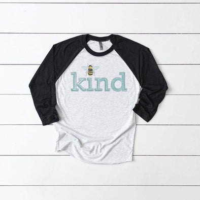 Bee Kind - Raglan