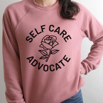 Self Care - Sweatshirt