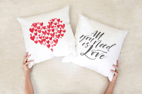 All You Need Is Love - Pillow