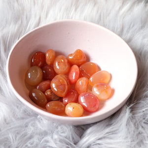 Load image into Gallery viewer, Carnelian | Tumbled